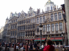 brussels architecture