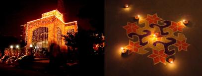 diwali two pics