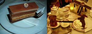 Viennese dessert & A Coffee&Sachertorte ceremony in Hotel Sacher