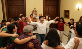 yannis greek consulate dance