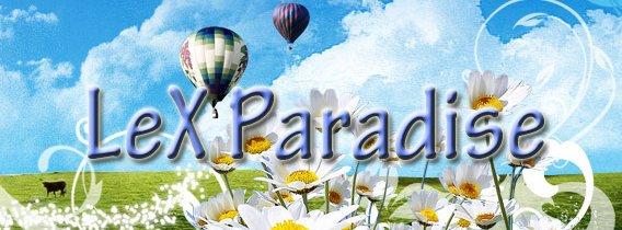 Lex 2_LeX Paradise Banner
