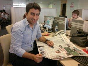 Murat Tutar @ Haber Türk TV