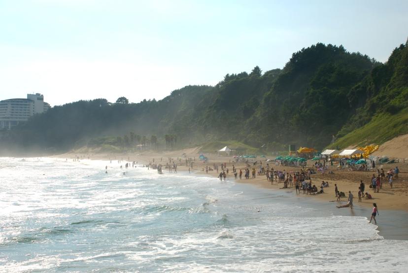 Jungmun beach