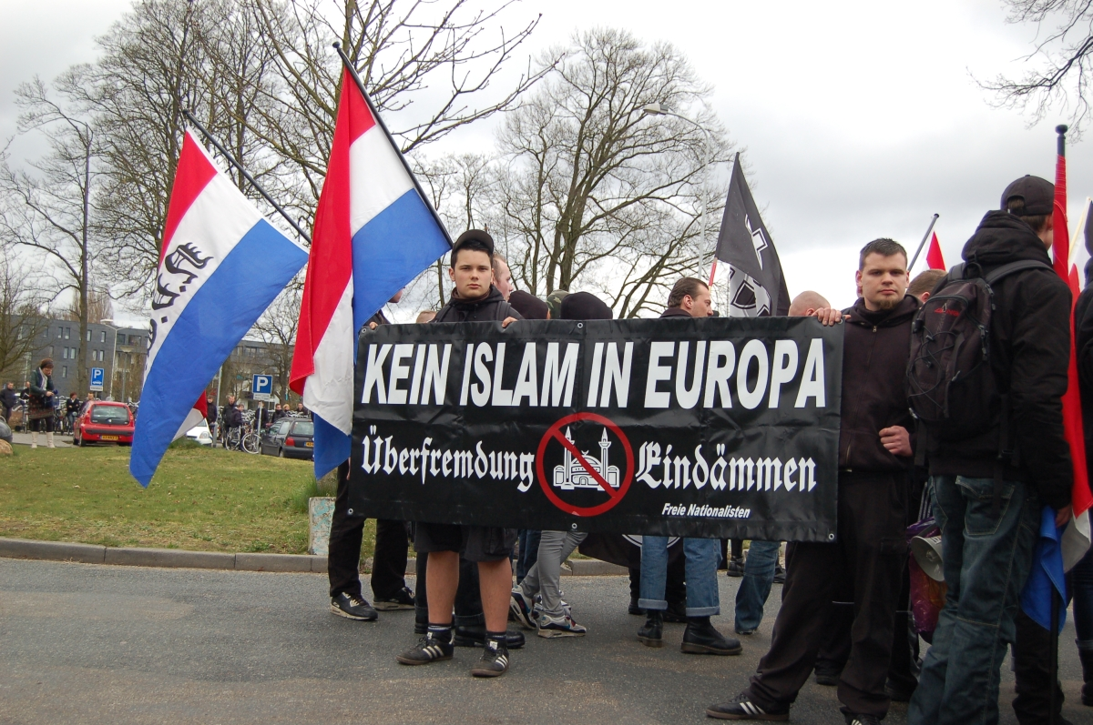 Are Muslims the new Jews? Islamophobia and anti-Semitism in Europe