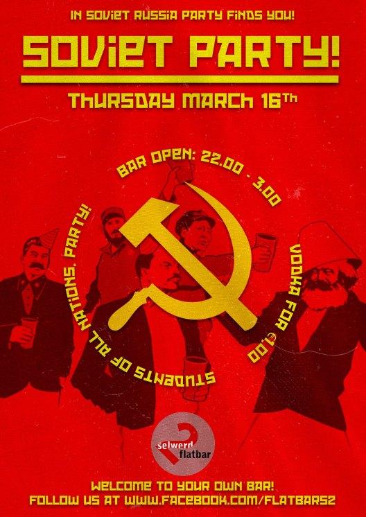 Photo 1 Soviet party