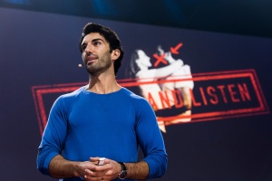Justin Baldoni TED Talk