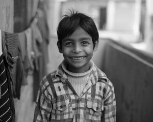 Dalit Child