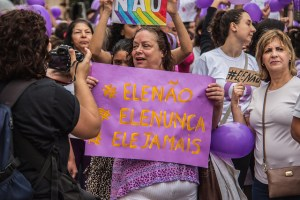 #EleNao Brazil 2