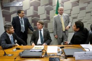 Jair Bolsonaro Senate