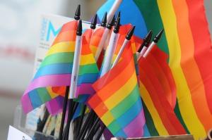 LGBT flags