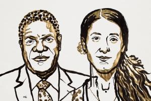 Mukwege Murad 2018 Nobel
