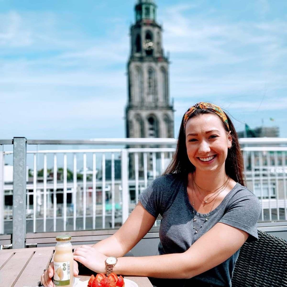 Student Profiles: Joyce Pepe (IT/NL, Göttingen-Udine)