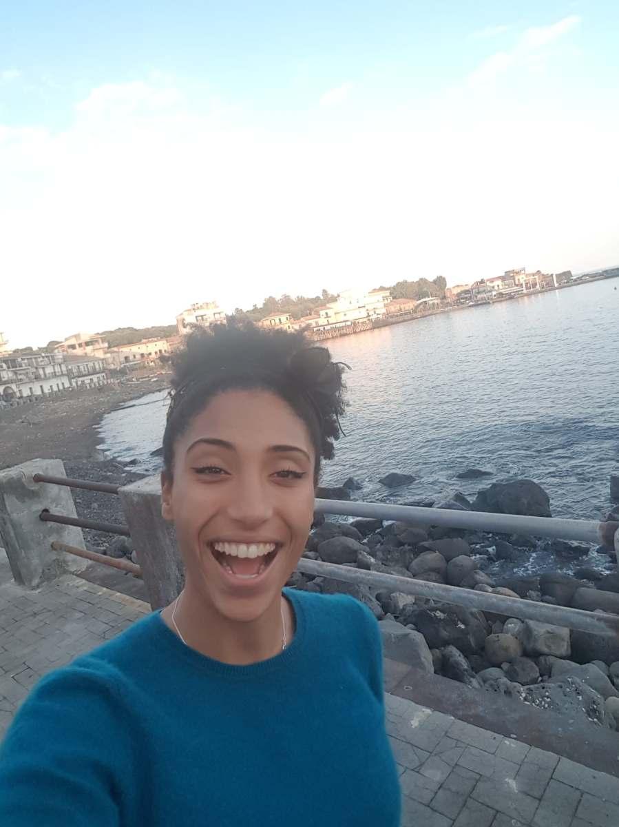 Student Profiles: Ana Alhoud (US, Göttingen-Bilbao)