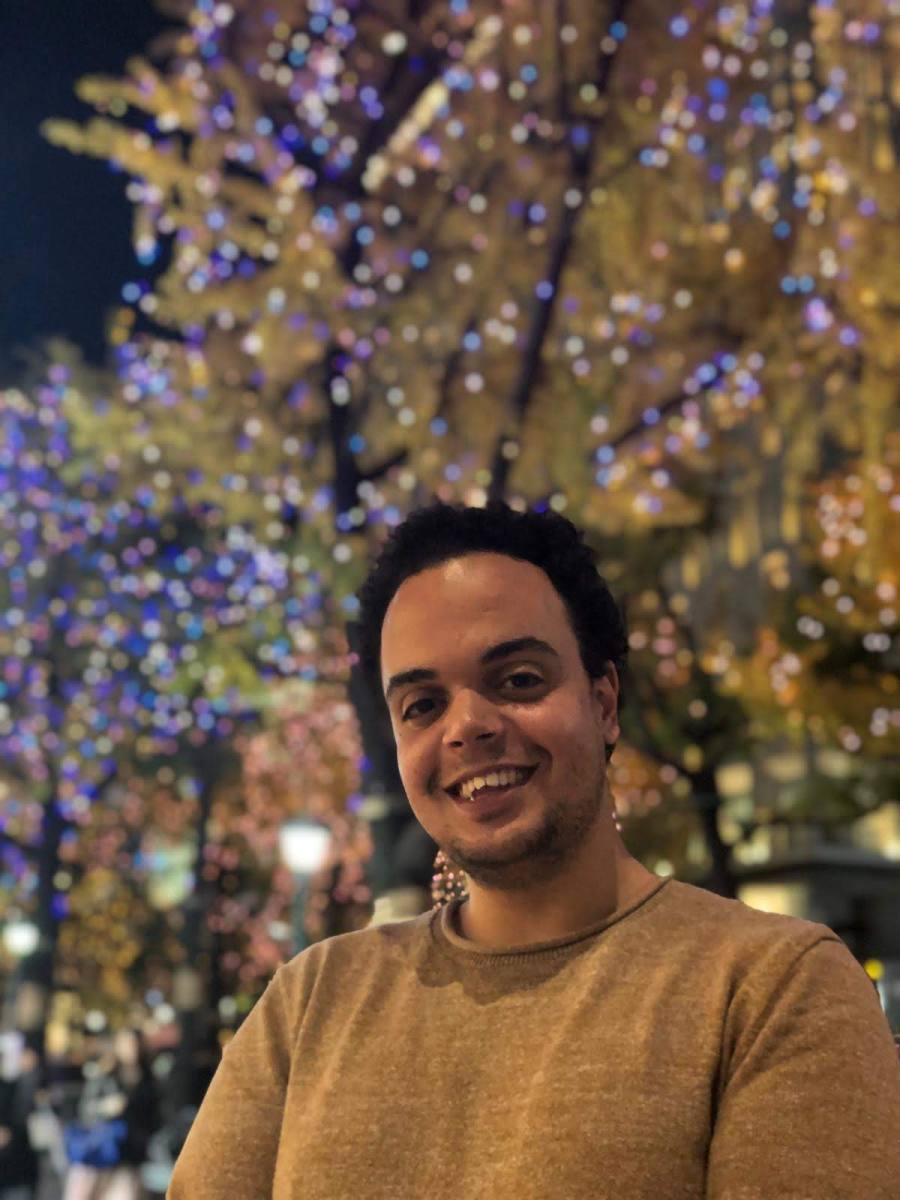 Student Profiles: Samuel Yosef (IT/ER, Strasbourg-Groningen)