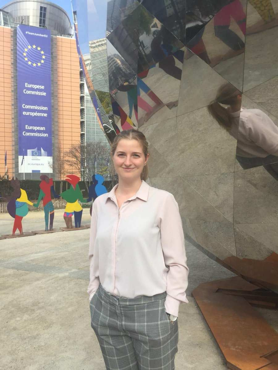 My Third Semester: Internship at the Permanent Representation of the Federal Republic of Germany to the European Union