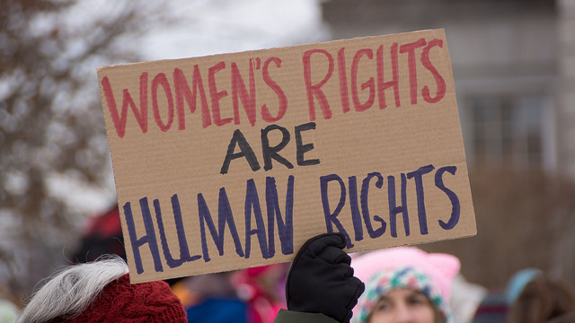 Women's right Humans rights